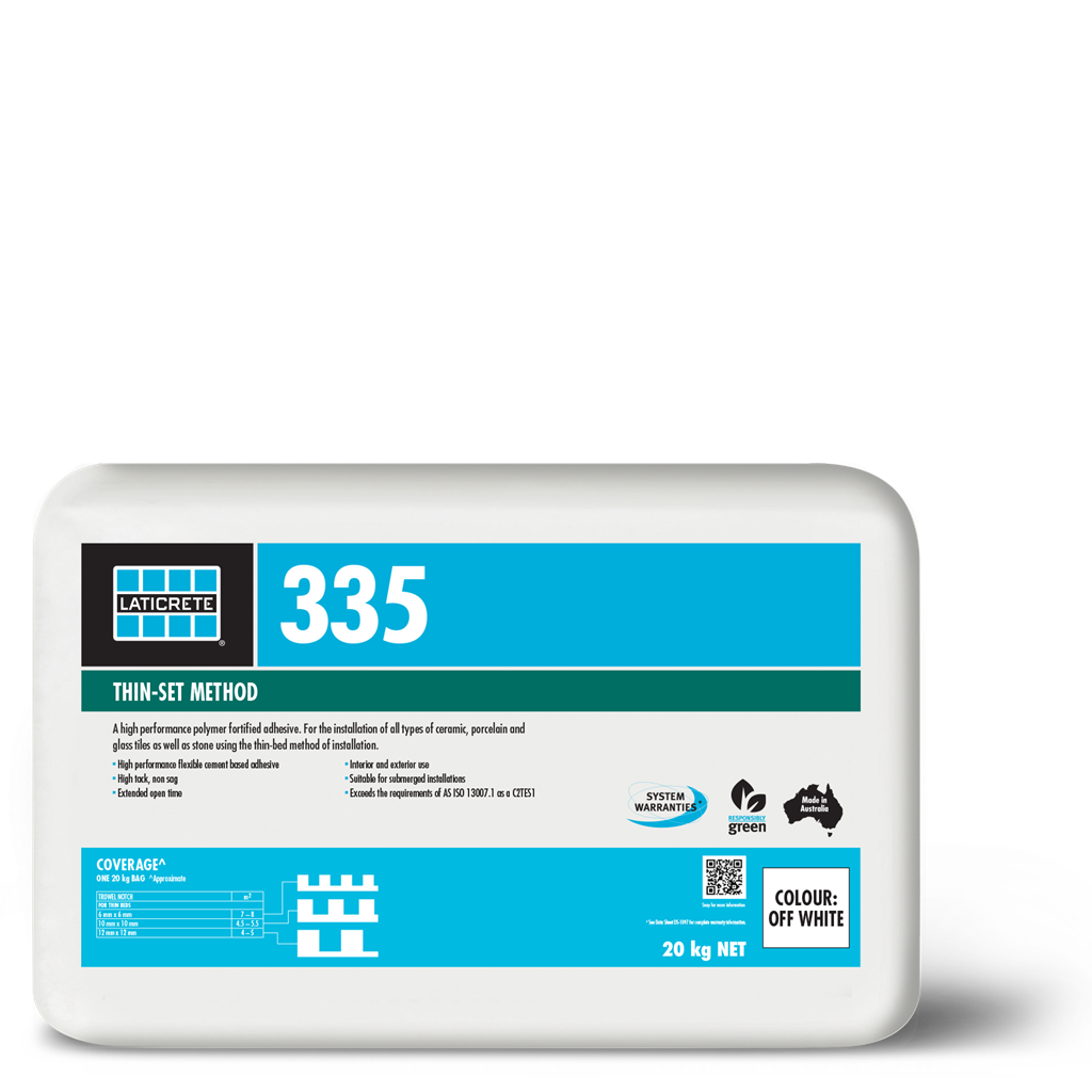 335 Adhesive Laticrete