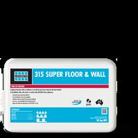 315 Super Floor  Wall Adhesive