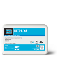 Ultra X8 Polymer Fortified Flexible Adhesive