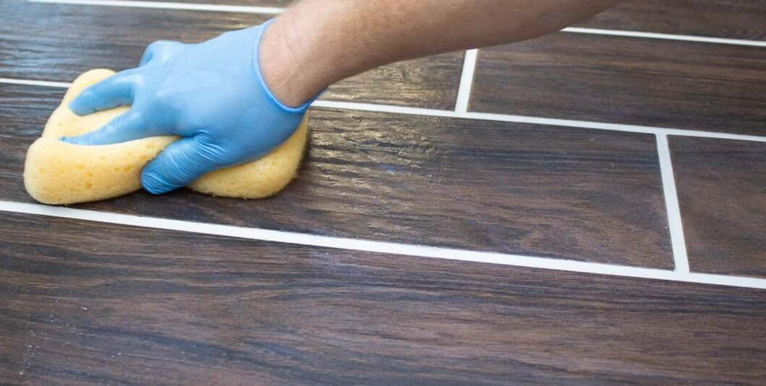 LATICRETE grout for your tile floor installation