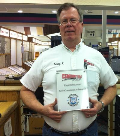 Matteson, IL - Larry Kamuda, GM