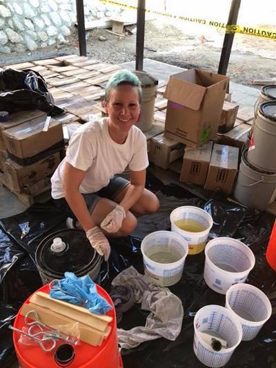 Anita Hellickson, aka Mix Master