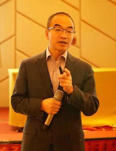 Bill Qui, GM LATICRETE China