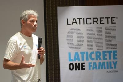 Erno De Brujin, President / COO, LATICRETE