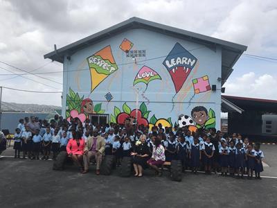 Ascension Anglican School in Trinidad