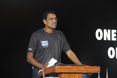 Muralidhar Yadama, Managing Director, MYK LATICRETE