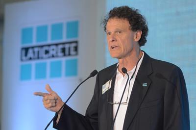 David Rothberg, Chairman / CEO, LATICRETE International