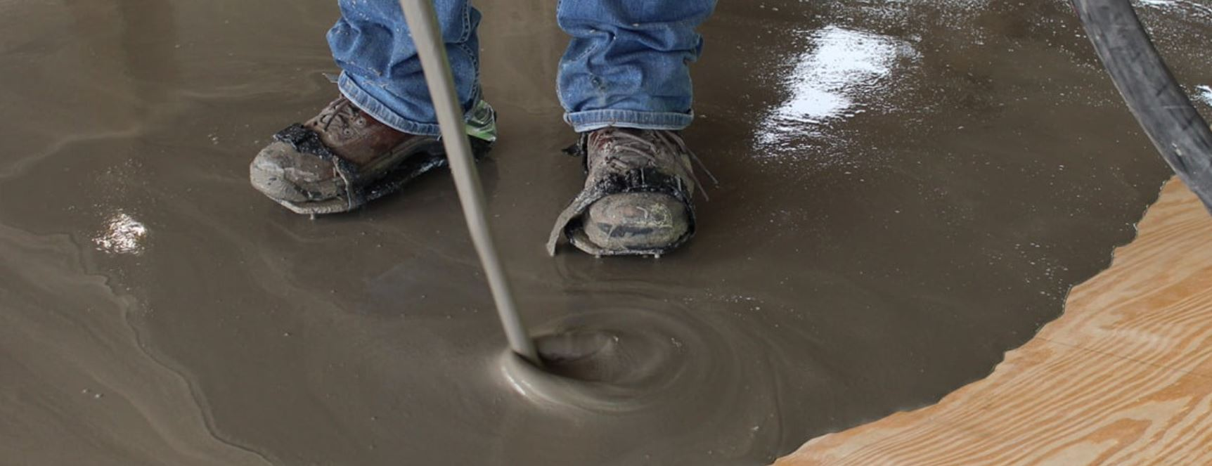 Floor underlayments and self leveling underlayments by LATICRETE
