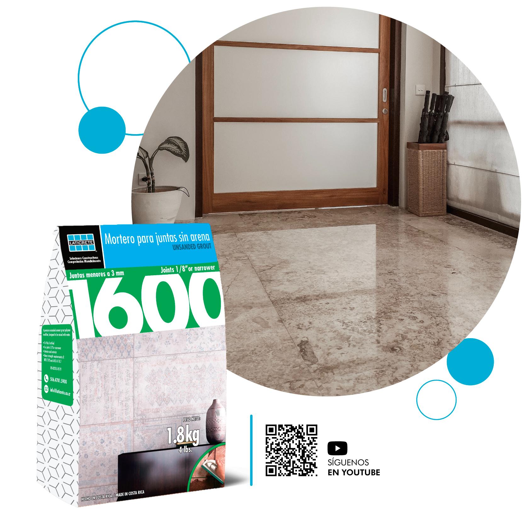 Boquilla 1600