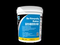 Blue Waterproofing Membrane