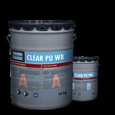 CLEAR PU WB