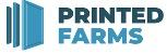 Printed Farms logo