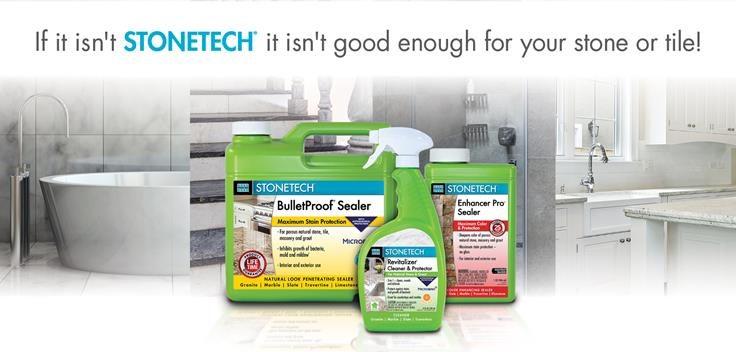 STONETECH Surface Care and Maintenance Products