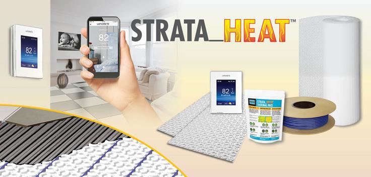 STRATA_HEAT Radiant Floor Heat