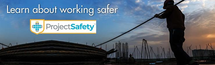 Project Safety from LATICRETE helps provide a deeper solution for construction workers long term health and safety