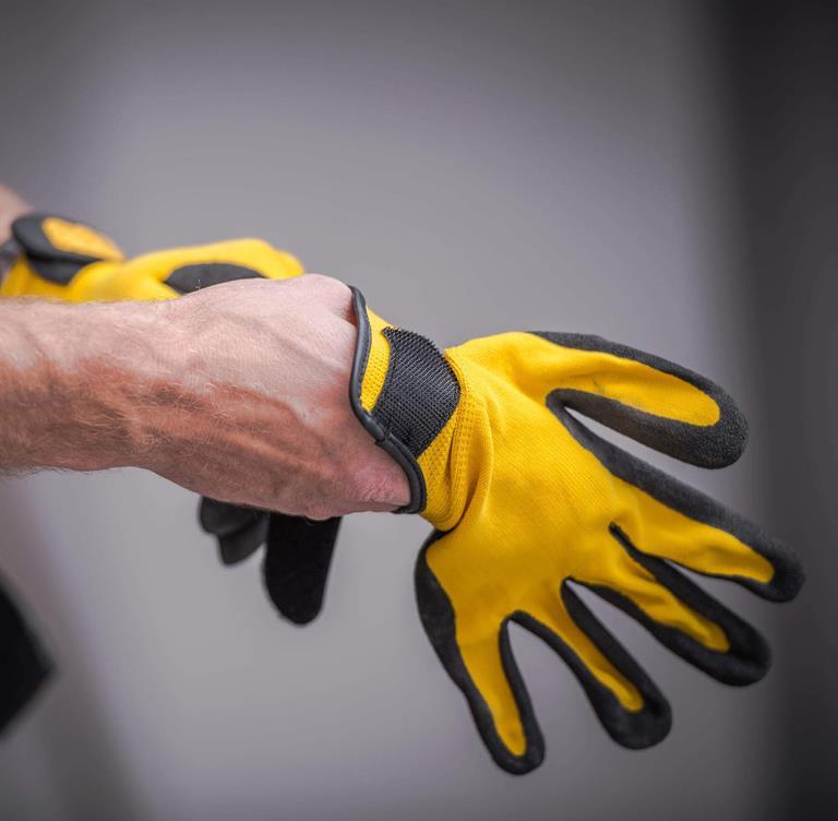 Hand Safety