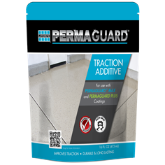PERMAGUARD Traction Additive for epoxy flooring traction and safety