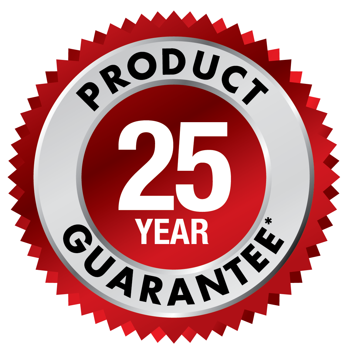 25 Year Guarantee USA