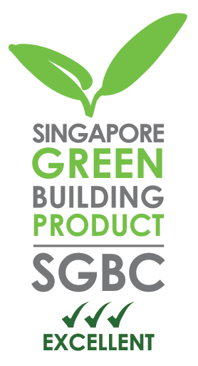 Singapore Green Building Product - SGBC - Excellent