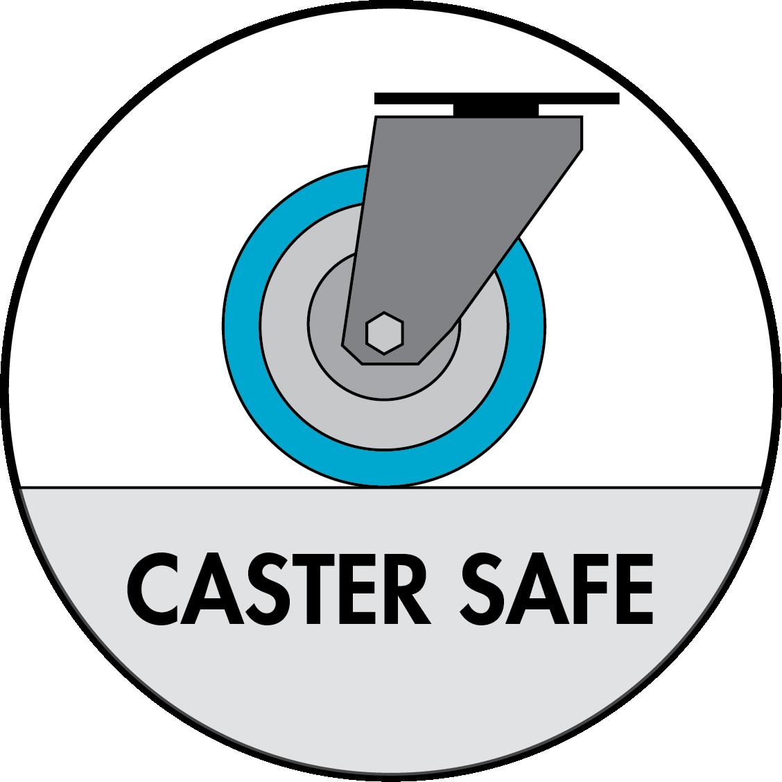 Caster Safe