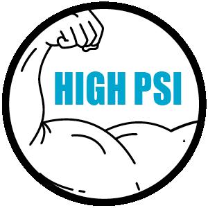 HIGH PSI