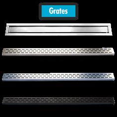 LATICRETE HYDRO BAN Linear Drain Gates
