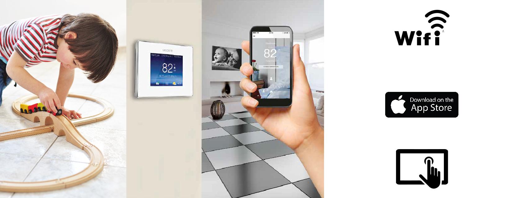 STRATA_HEAT Thermostat