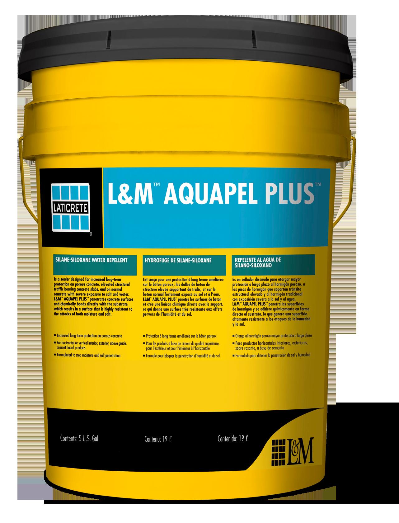 Aquapel/ Aquapel Plus
