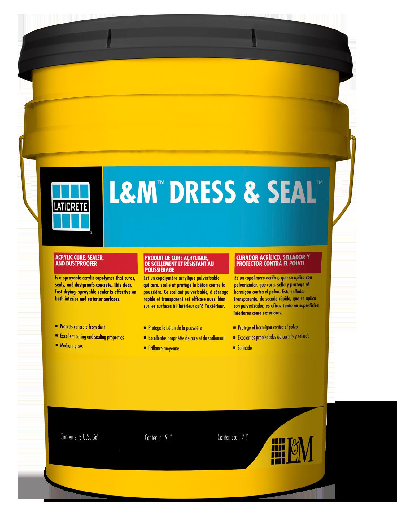 Dress & Seal