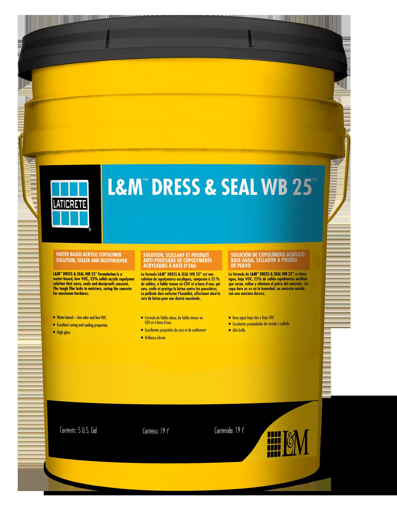 Dress & Seal 25