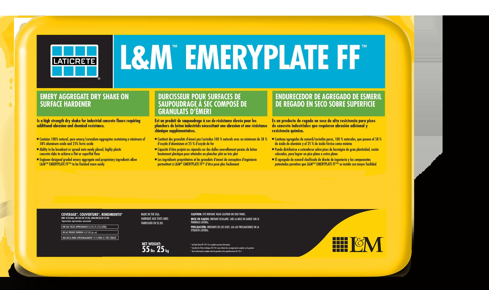 Emeryplate FF