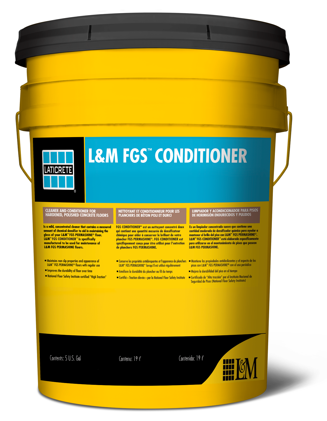 FGS Concrete Conditioner