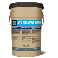 MVIS™ Air & Water Barrier