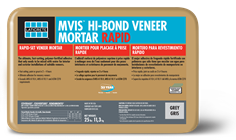 MVIS™ Hi-Bond Veneer Mortar Rapid