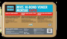 MVIS™ Hi-Bond Veneer Mortar Rapid