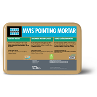MVIS™ Pointing Mortar