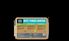MVIS™ Veneer Mortar