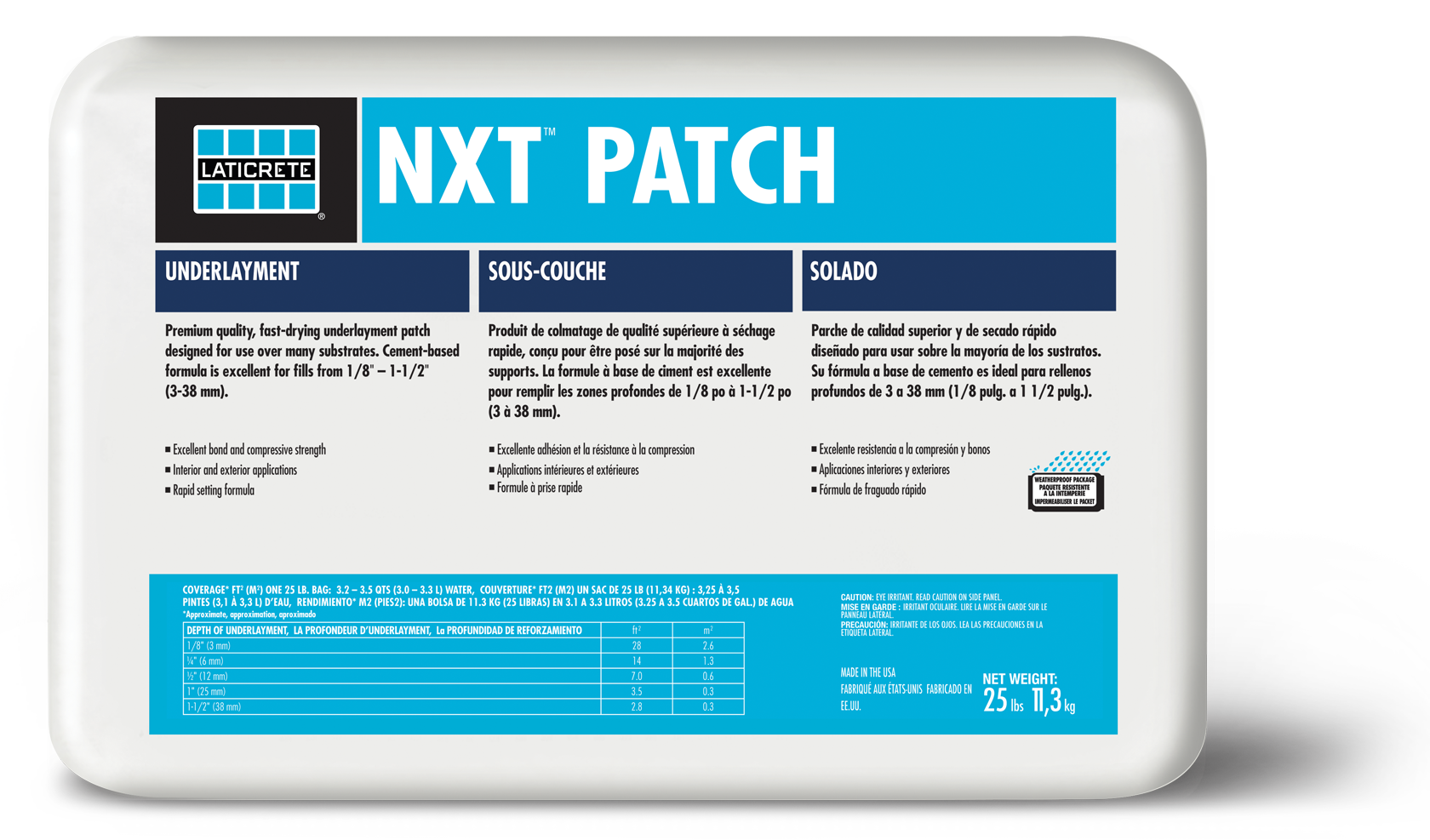 NXT™ Patch