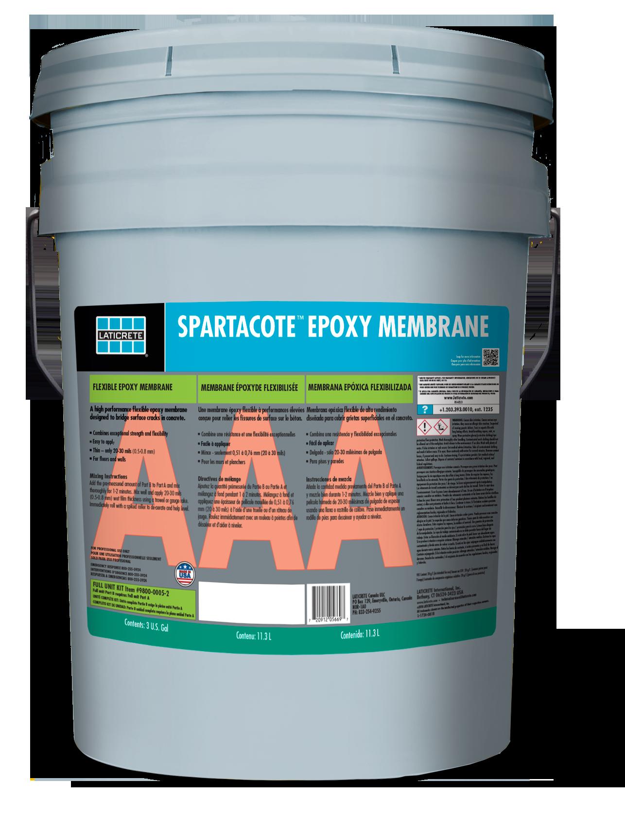 SPARTACOTE Epoxy Membrane