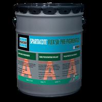 SPARTACOTE FLEX SB polyaspartic coating