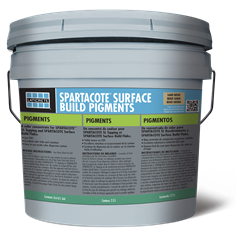 SPARTACOTE Surface Build Pigments