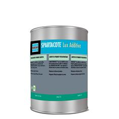 SPARTACOTE Lux Additive Front of Pail