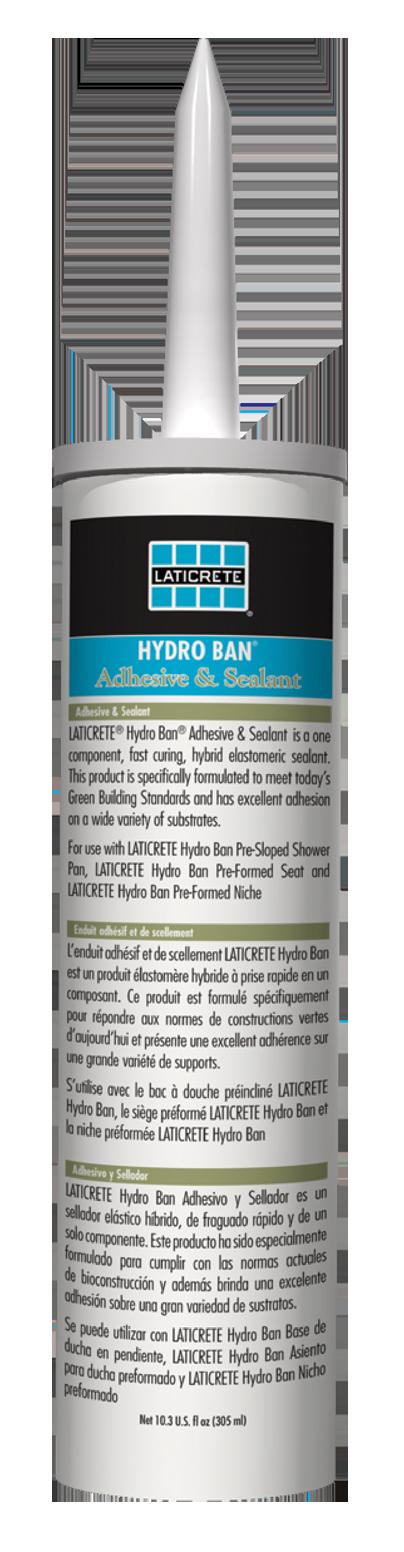 HYDRO BAN® Adhesive & Sealant