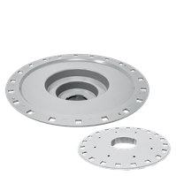 HYDRO BAN® Bonding Flange Shower Drains - LATICRETE
