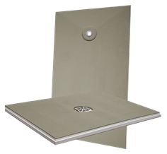 HYDRO BAN® Pre-Sloped Shower Pan