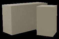 HYDRO BAN® Preformed Bench