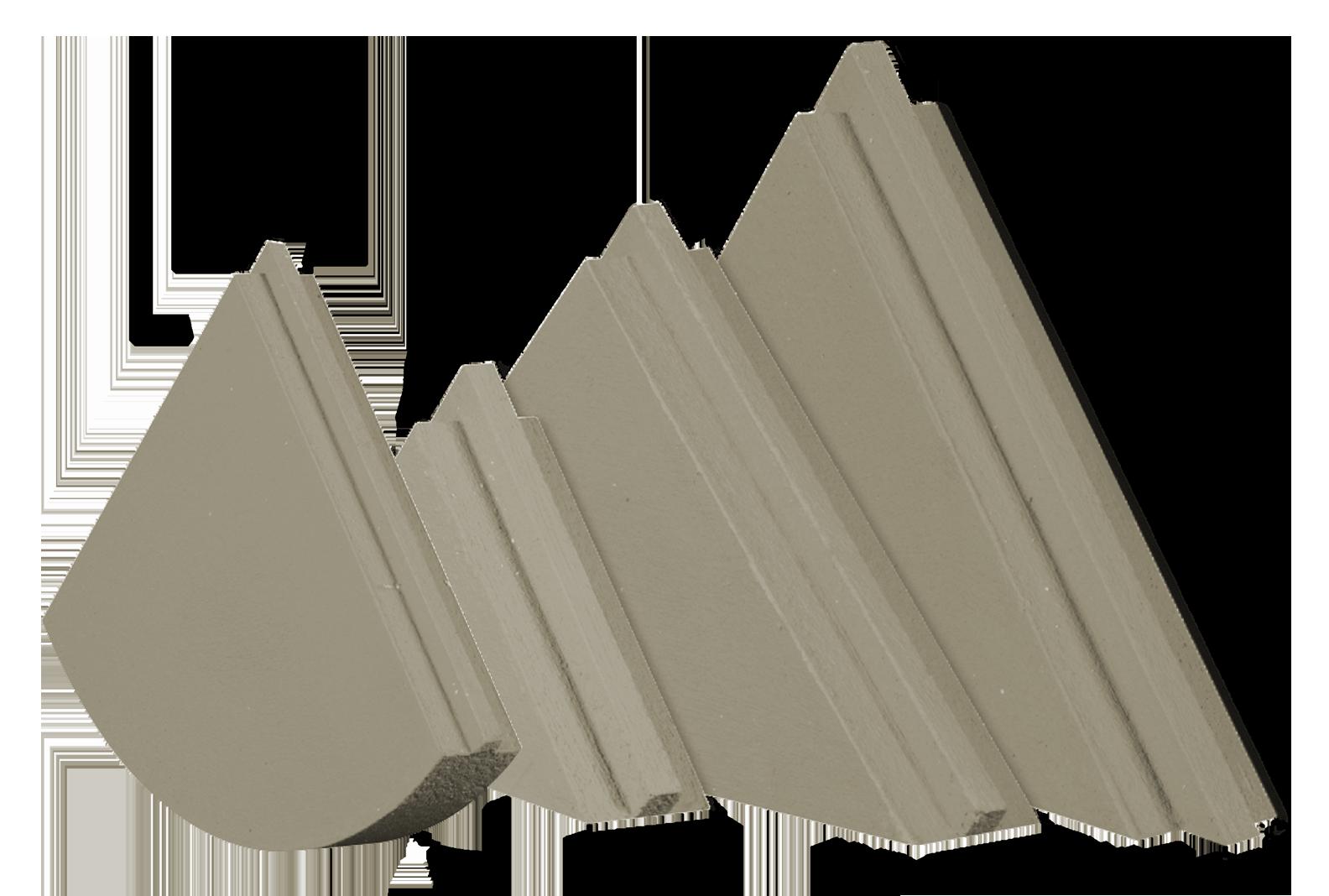 HYDRO BAN® Preformed Shelf