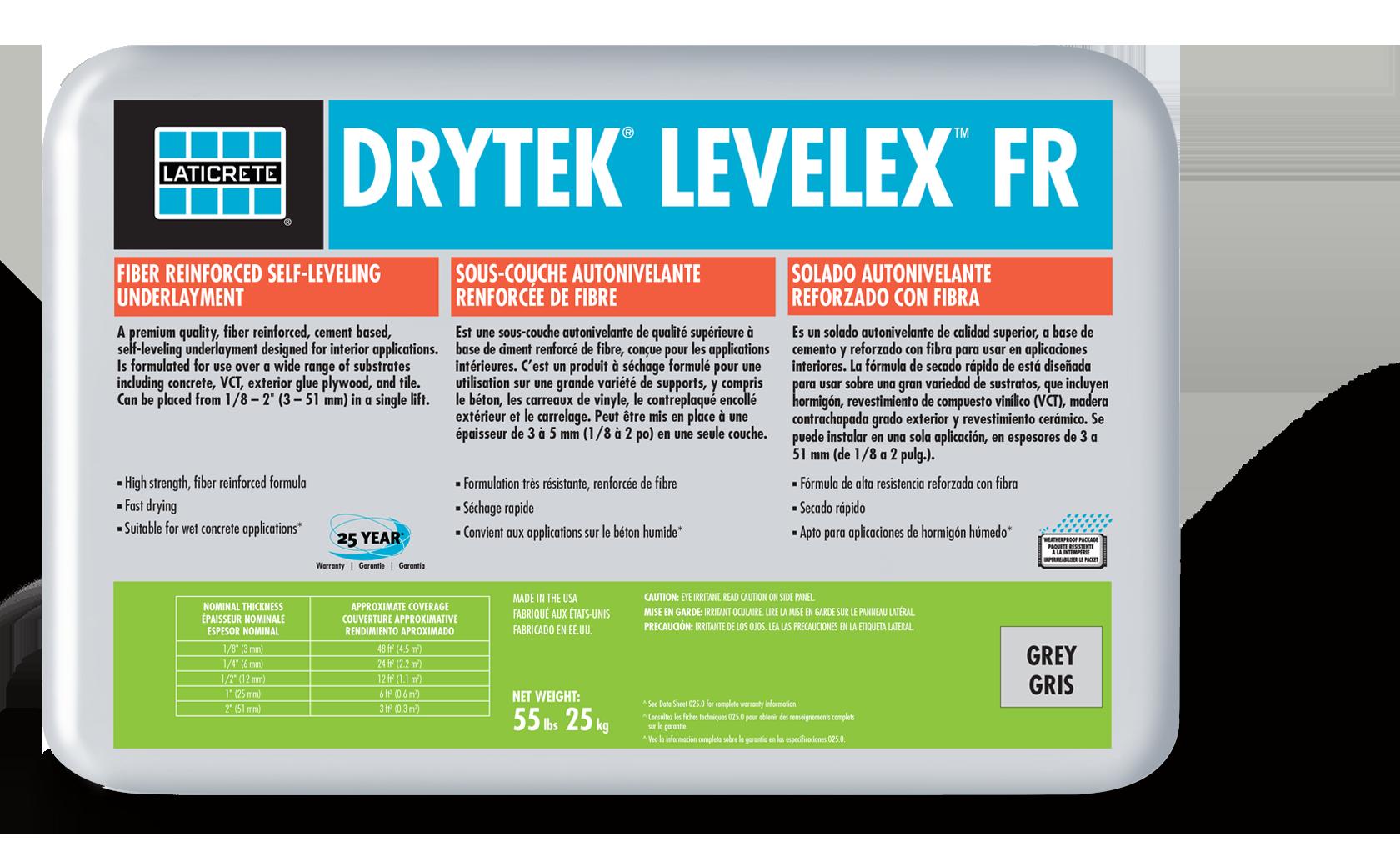 DRYTEK® LEVELEX™ FR