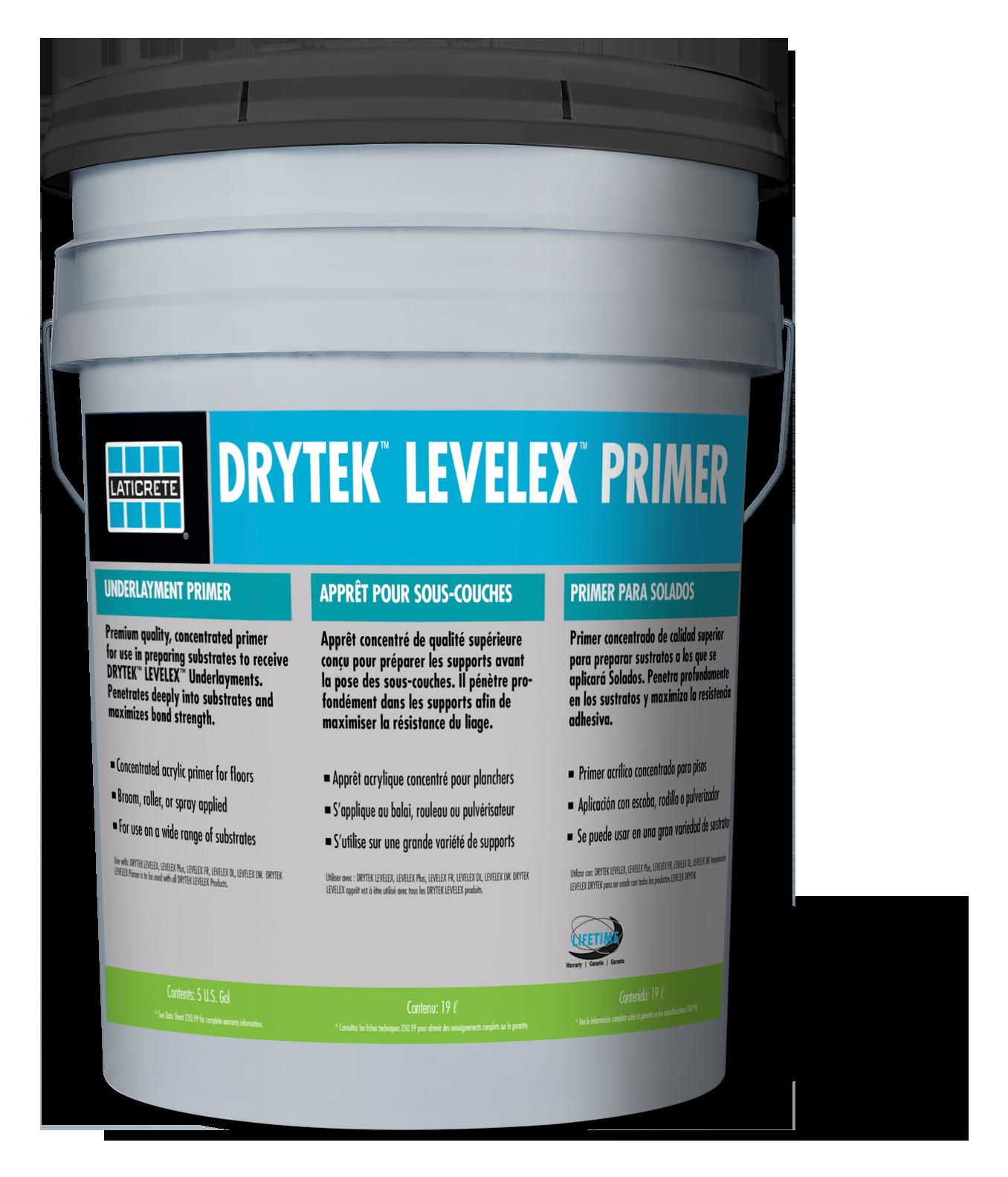 Drytek 174 Levelex 174 Primer Laticrete