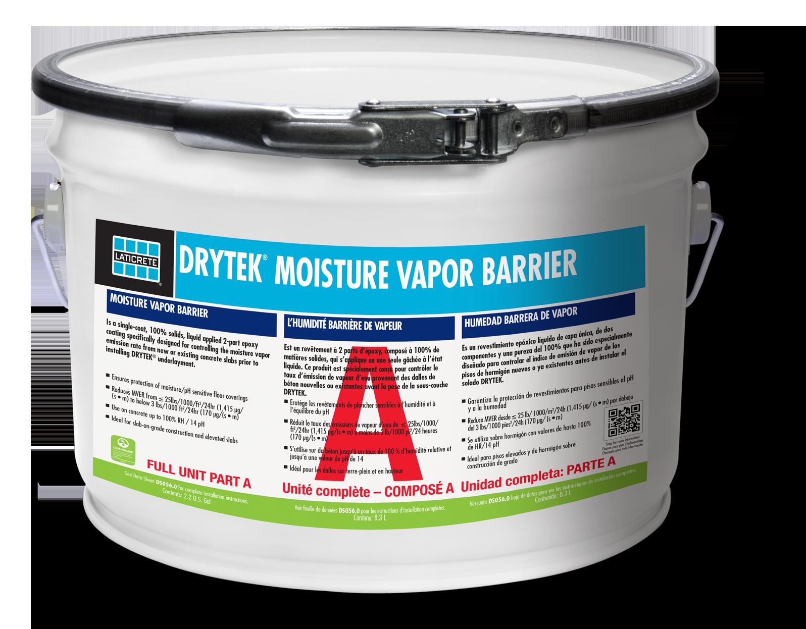 DRYTEK™ Moisture Vapor Barrier